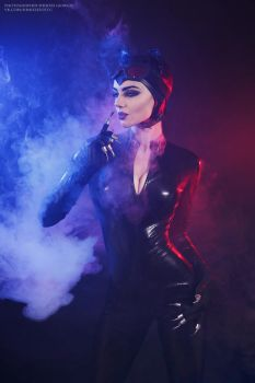 DC Comics - Catwoman by Siradze