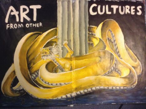 Art From Other Cultures by Quetzalcactus