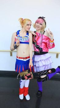 Rosalind and Juliet Starling by blissfulshadow