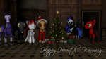 Happy Holidays by Dracagon
