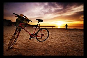 End of the ride by gilad