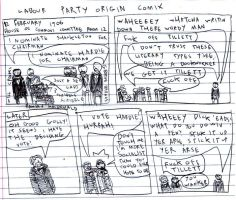 LABOUR PARTY ORIGIN COMIX 2 by MANeatingCLOTHES