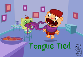 Tongue tied by ZDT500