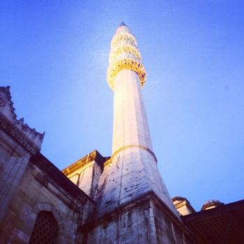 Mosque by Mottcalem