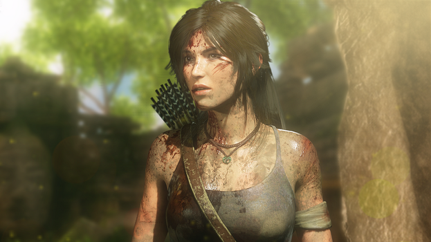 Lara Jungle Temple (Fast work) by Shyngyskhan