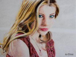 Michelle Trachtenberg by ArMSui