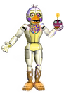 Funtime Chica by RKW2004