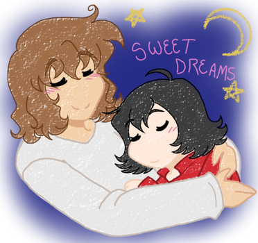 Sweet Dreams by Reye-chan