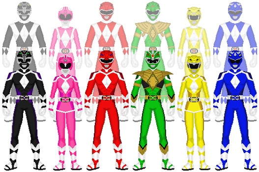 MMPR NG - The Legacy Lives On by exguardian