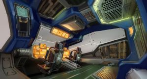 Cockpit by Real-SonkeS
