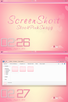 ScreenShot Slook Pink Swagg by MBeetrell