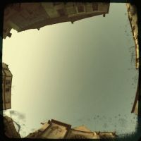 Sky From St. Roch by hvwn