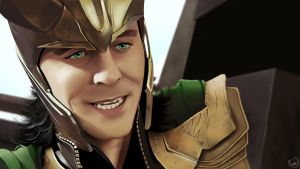 Loki: Sentiment by Xrnta
