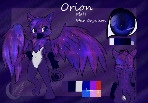 OrionRef by RannaDes