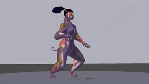 Catra BTS1 by paulrich