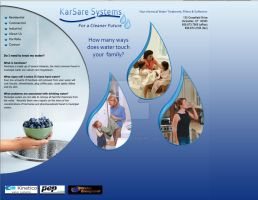 Water Filtration Website by startupprod