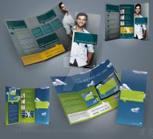 DOA Trifold Corporate Brochure 01 by design-on-arrival