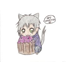 MY MUFFIN - Colored by Fukuro-Man