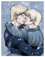 Hot and Cold - APH by belligerent