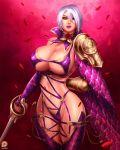 Fiora (Ivy's costume) by svoidist