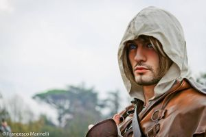 Wish to go Back - Edward Kenway Cosplay by Leon C. by LeonChiroCosplayArt