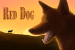 Red Dog  fan-art by Puma1998