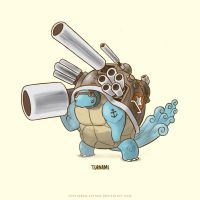 Squirtle Super Evolve