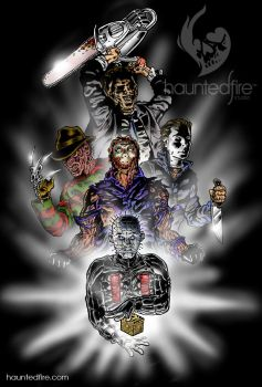 Movie Maniacs in color by cyclonaut