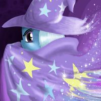 The Great and Powerful Disappearing Act by Vahnara