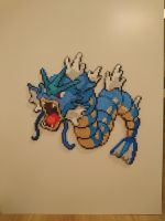 Pokemon #12 - Gyarados (redone) by MagicPearls