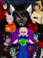 Homestuck update by Cheeco6247