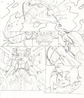 Fran space cadet sample page by NWAP