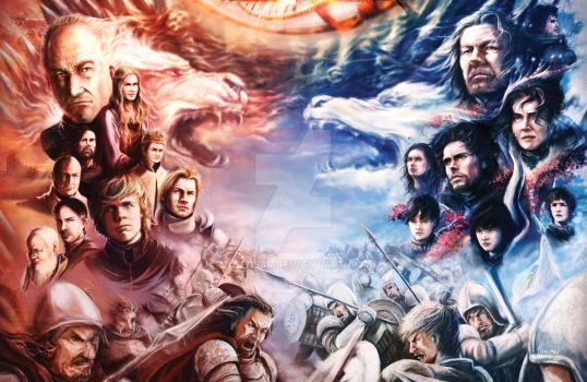 Game of Thrones by noei1984
