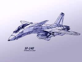 SF-140 by TheXHS