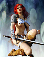 Red Sonja - Why Should I? by Vad-mig-orolig