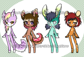 [Set Price]:[Adopts] - 1LEFT (POINTS NOW ACCEPTED) by miulk