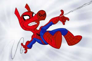 The Spectacular Spider-Ham by MBorkowski