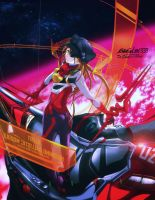 DeScent- GAINAX-Propheaker by Propheaker