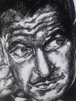 Vincent Price by Jynelle