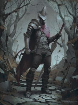 Abyss Watcher by Lensar
