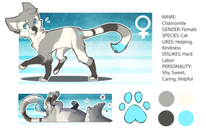 Chamomile ref by Redrie