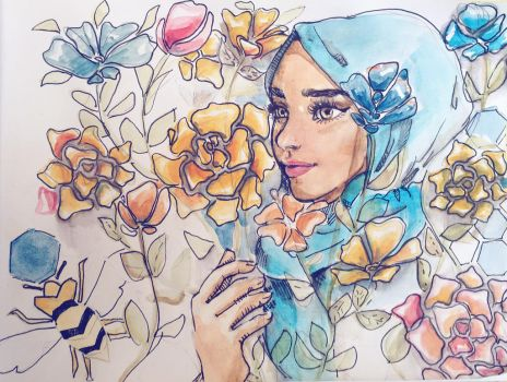 Hijabee by campHB2010
