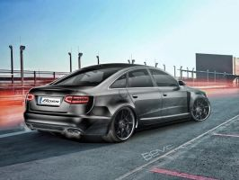 Audi A6 by Straxer