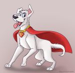 Krypto the Superdog by sophiecabra