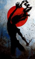 The Red Halo by MNat