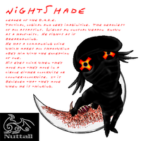 Nightshade from MELODY 6 by immortalcancer