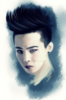G Dragon by gluttonpig