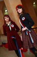 Les Miserables + Lolita by MollyMetaphora