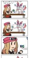 Sylveon Card Crusher by JOSEPHSK