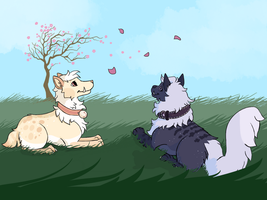 [Foo] Main Prompt - Petals on the Wind by pandelirious